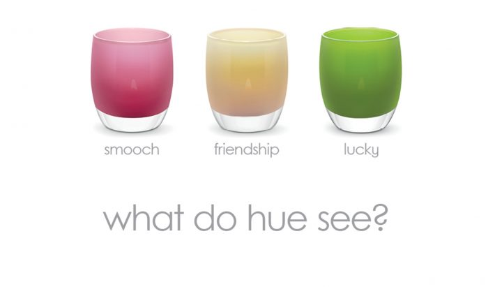 Glassybaby – What Do Hue See – OOH