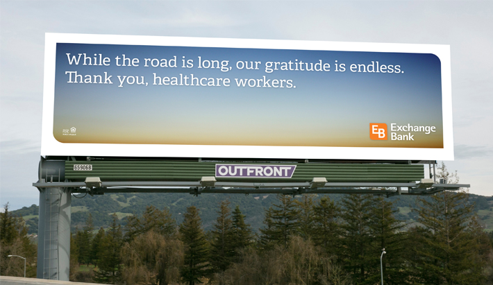 Exchange Bank – Brand Outdoor – Bill Board