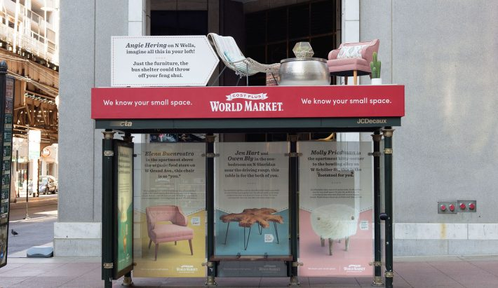 Cost Plus World Market- Small Spaces- Outdoor