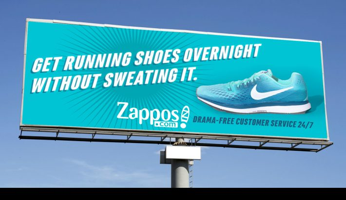 Zappos – Brand Outdoor